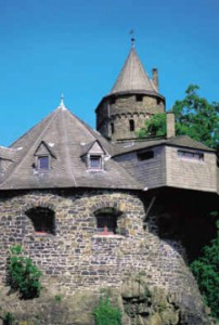 First Youth Hostel in Altena Castle