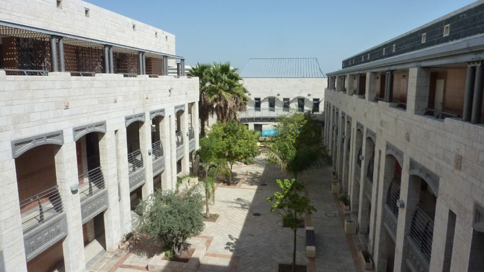Israel hostel accommodation