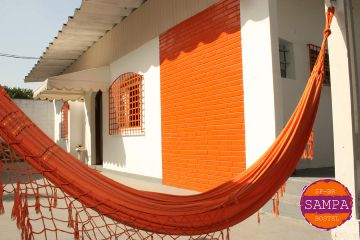 Sampa Hostel and hammock