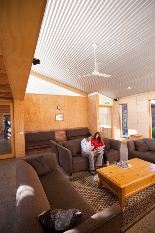 The Grampians YHA Eco Hostel - Robert Blackburn/Rob Blackburn