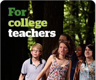 YHA School Trips for Colleges