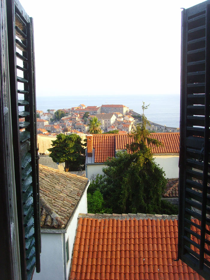 Dubrovnik in Croatia from Backpacks and Bunkbeds