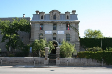 Ottawa Jail Hostel in Canada