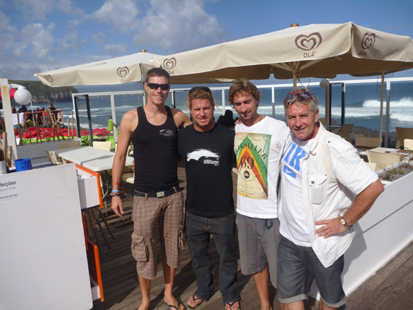 Surf legend Mark Occiluppo