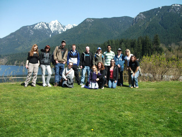 Capilano Canyon and City Tour