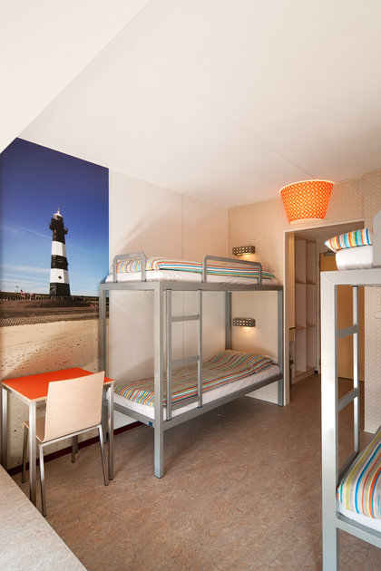 Egmond hostel bedroom