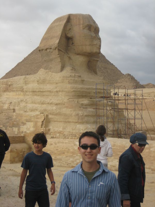 Egypt - The Sphinx
