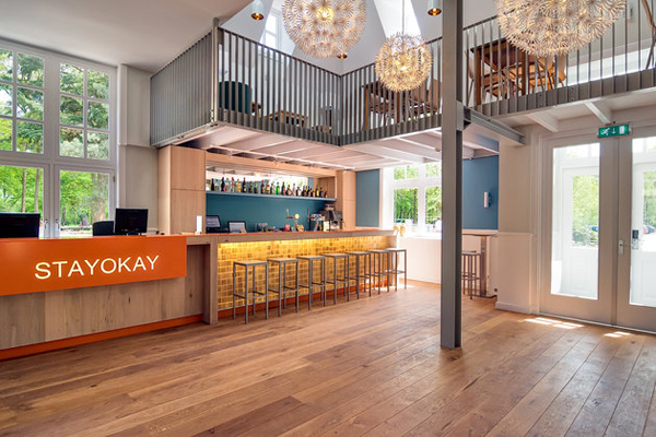 Stayokay Soest reception