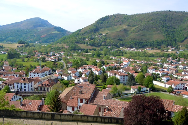 St. Jean Pied de Port France