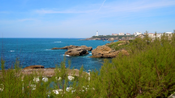 Lighthouse, The Bay of Biscay, Biarritz France