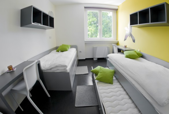 Top 6 Family Hostels