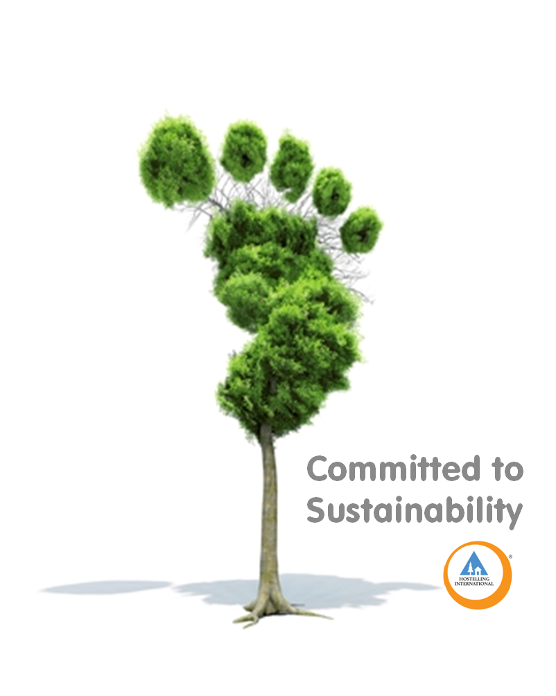 committed to sustainability
