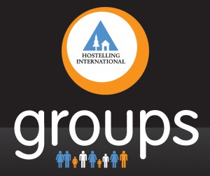 Hostelling International Groups logo