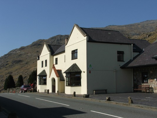 Pen-y-Pass hostel
