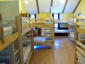 Large dorm room at Martha's Vineyard