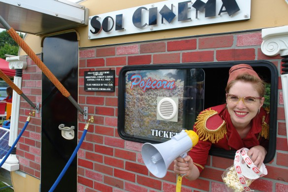 5 unusual cinemas