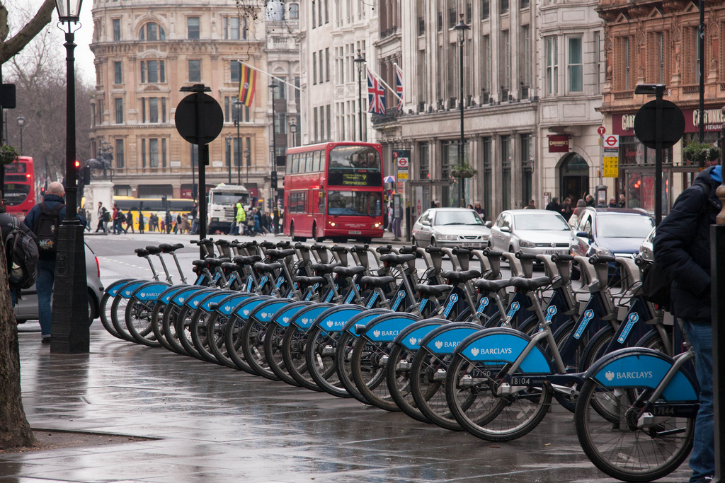 Ride a Boris bike