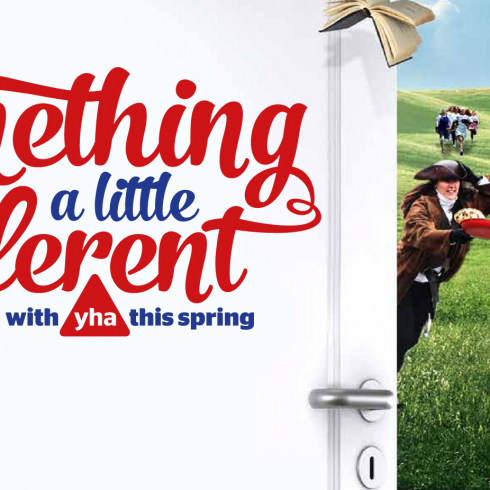 do something different campaign