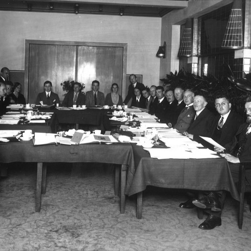 1st-IYHF-Conference-1932