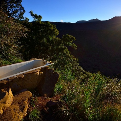 Away with the Fairies Backpackers Bathtub