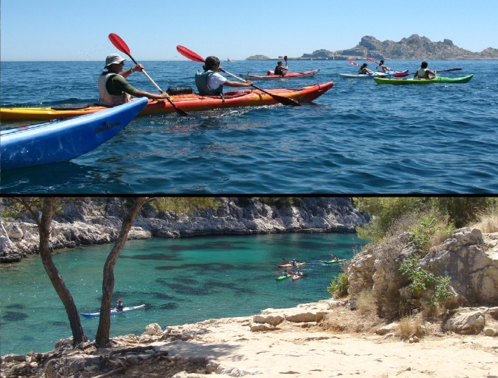 Bonneveine-Hostel-Marseille-France-guest-kayaking