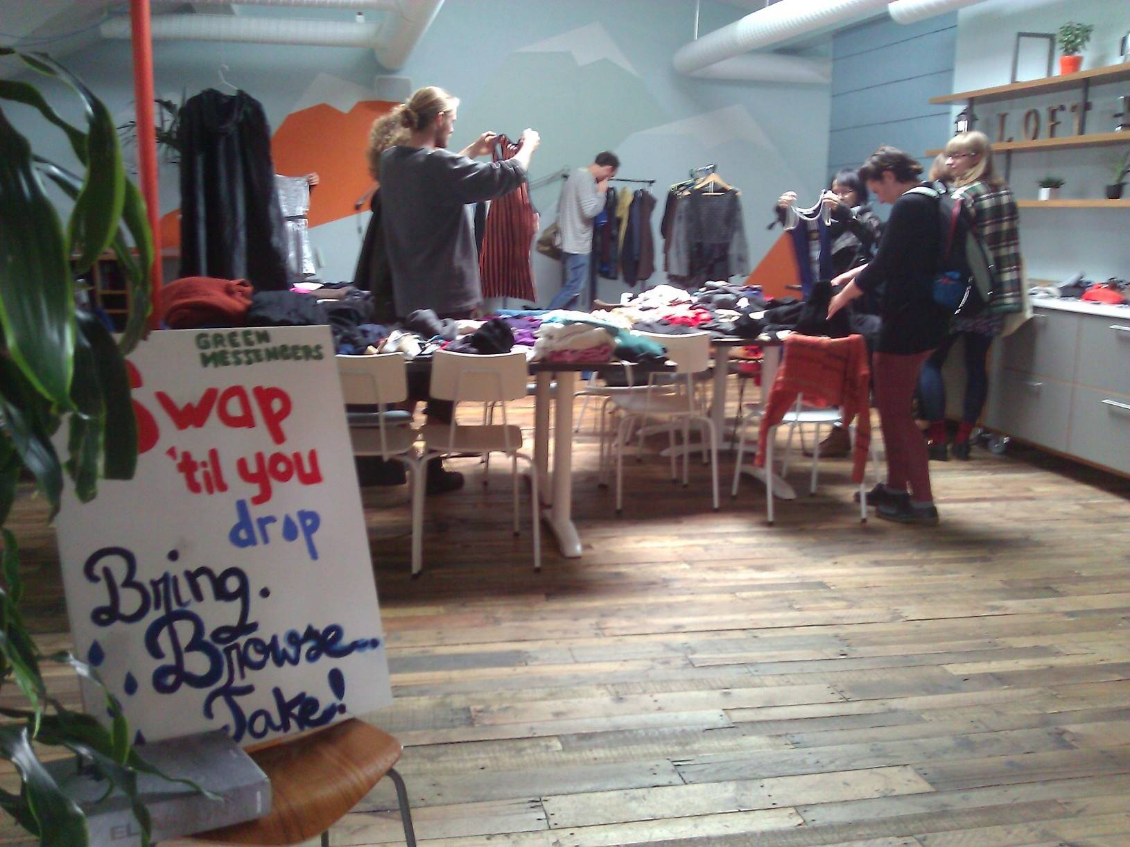 Loft Hostel - swap till you drop