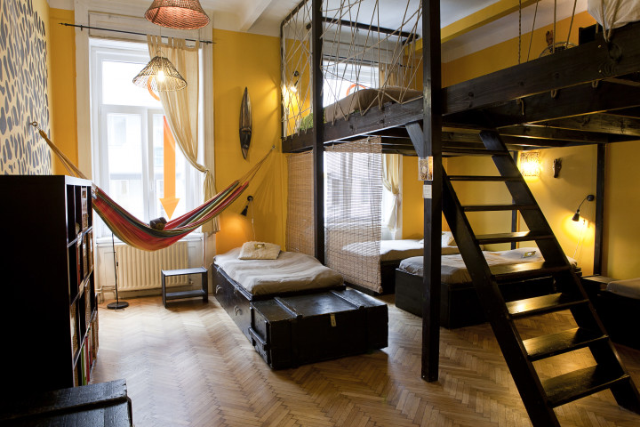 Boutique and unique hostels with maximum style on a for Boutique hostel