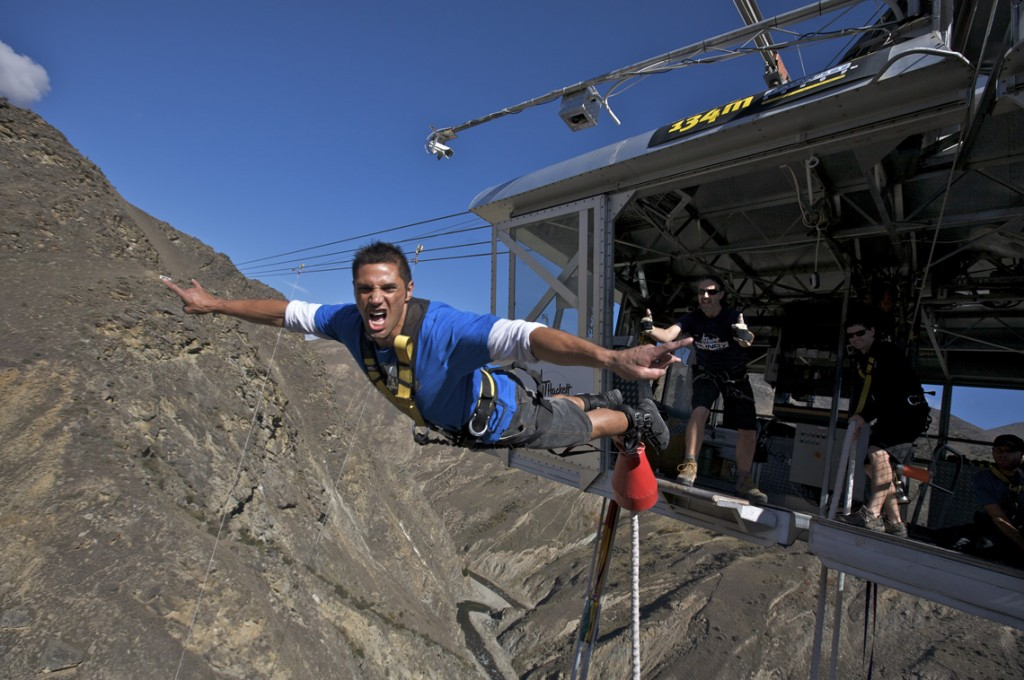 Photo Credit: AJ Hackett Bungy New Zealand