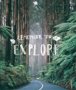 remembertoexplore