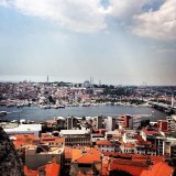 A view from Galata Tower