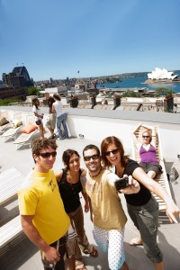 sydney-harbour-yha-fun-on-the-roof