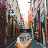 The Melbourne coffee scene brings a whole new league to quality: try League of Honest Coffee and Manchester Press, and order your coffee 'Magic', the Melbourne ratio of milk to coffee with a double ristretto. Taste the magic.