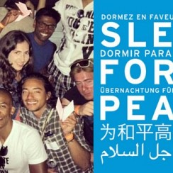 Sleep for Peace 2014