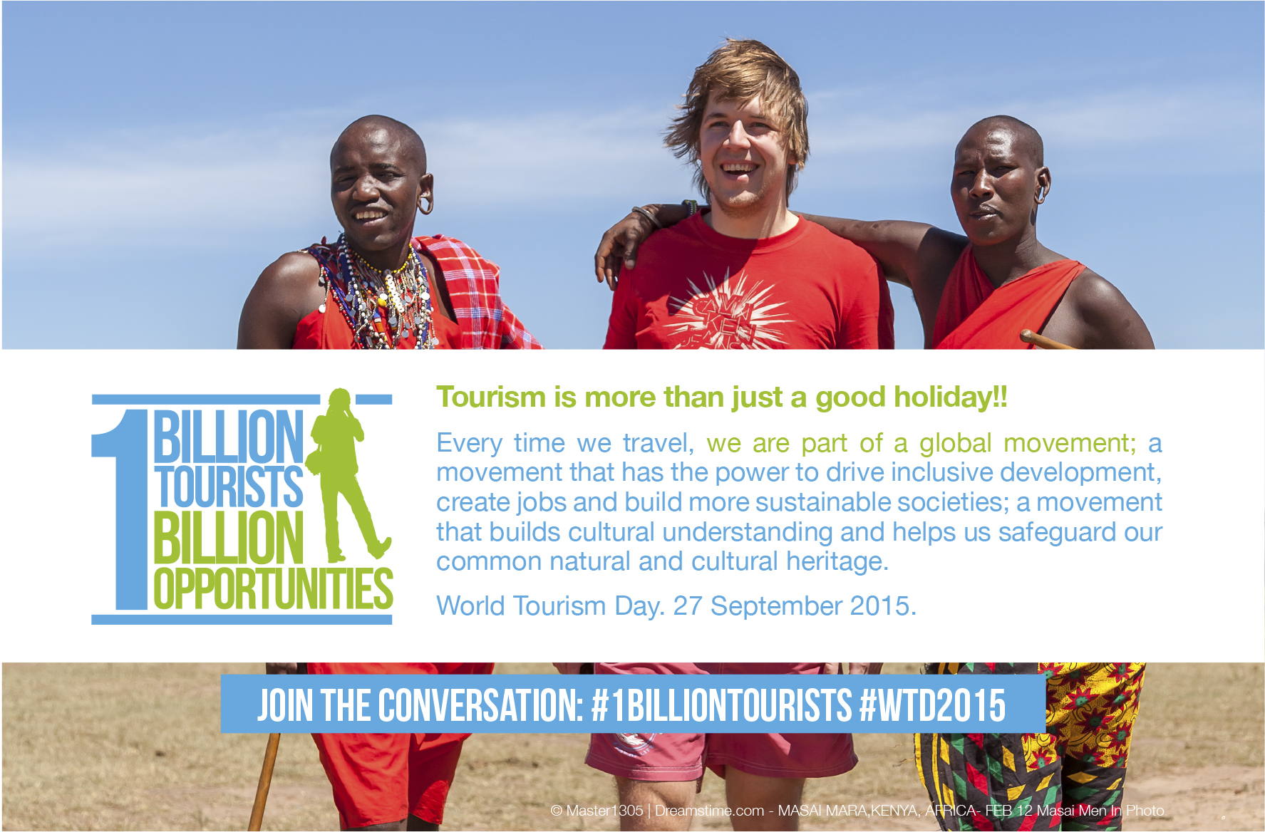 world tourism day how you make a positive difference through wtd postal 1 en