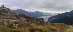 On top of Queenstown hill, Queenstown. Photo by Paty