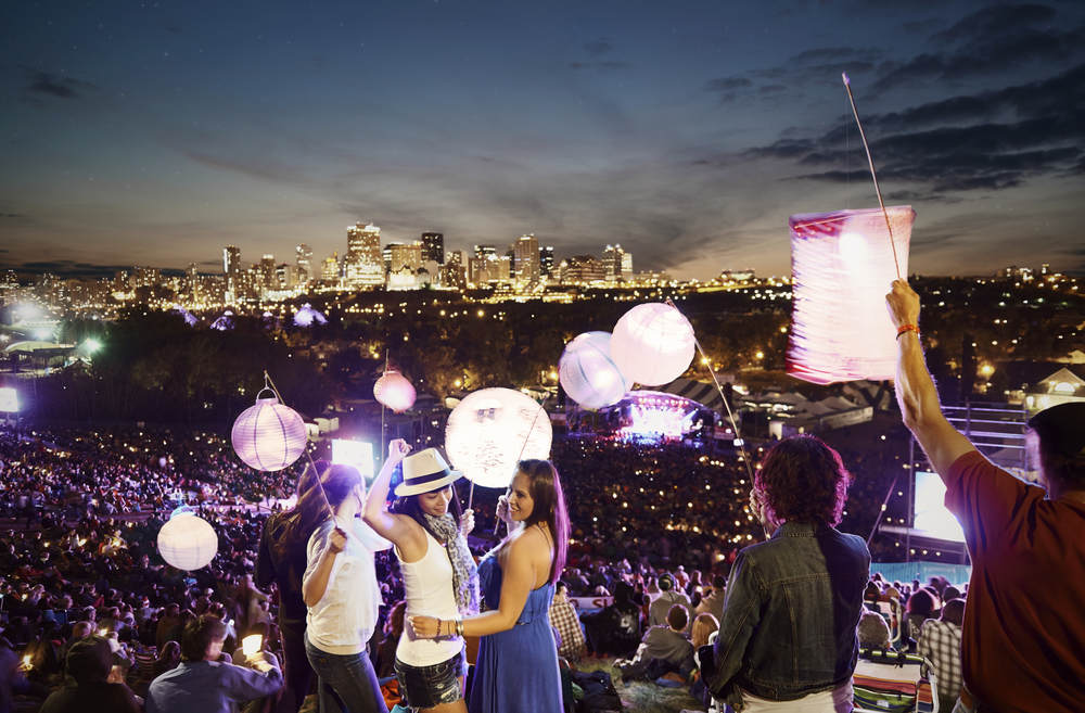 7 Awesome Canadian Festivals For Music Art And Culture