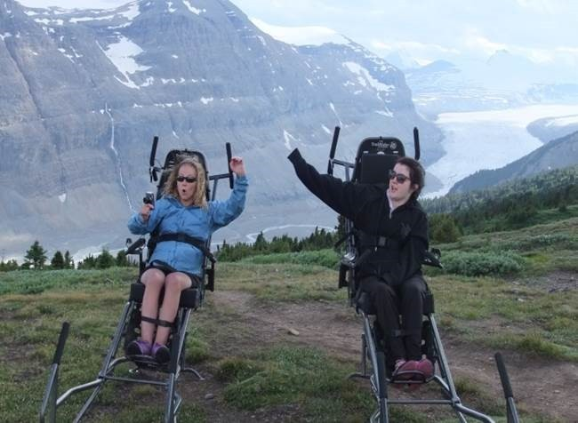 Adapted Wilderness Adventures programme - HI Canada