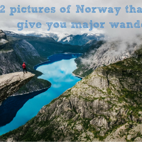 12 pictures of Norway that will give you major wanderlust