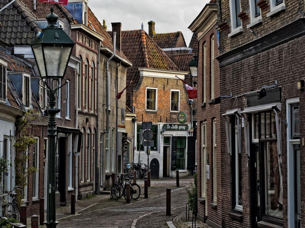 The streets of Oudewater | Credit: Frans Berkelaar