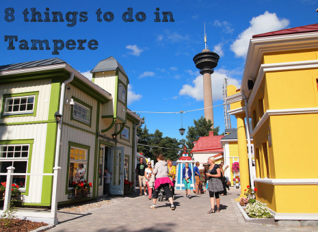 8 things to do in Tampere