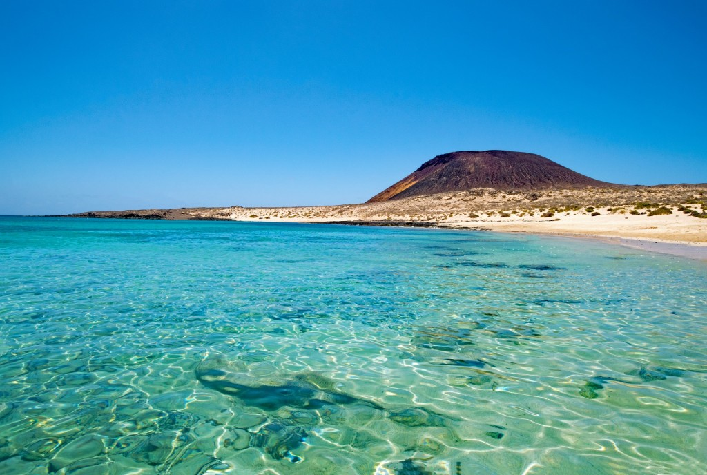 Canary Islands water