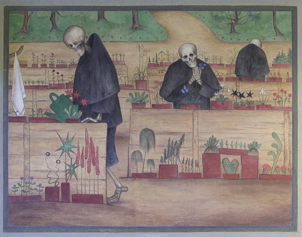 Hugo Simberg's The Garden of Death