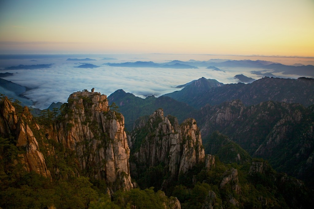 Huangshan Mountains