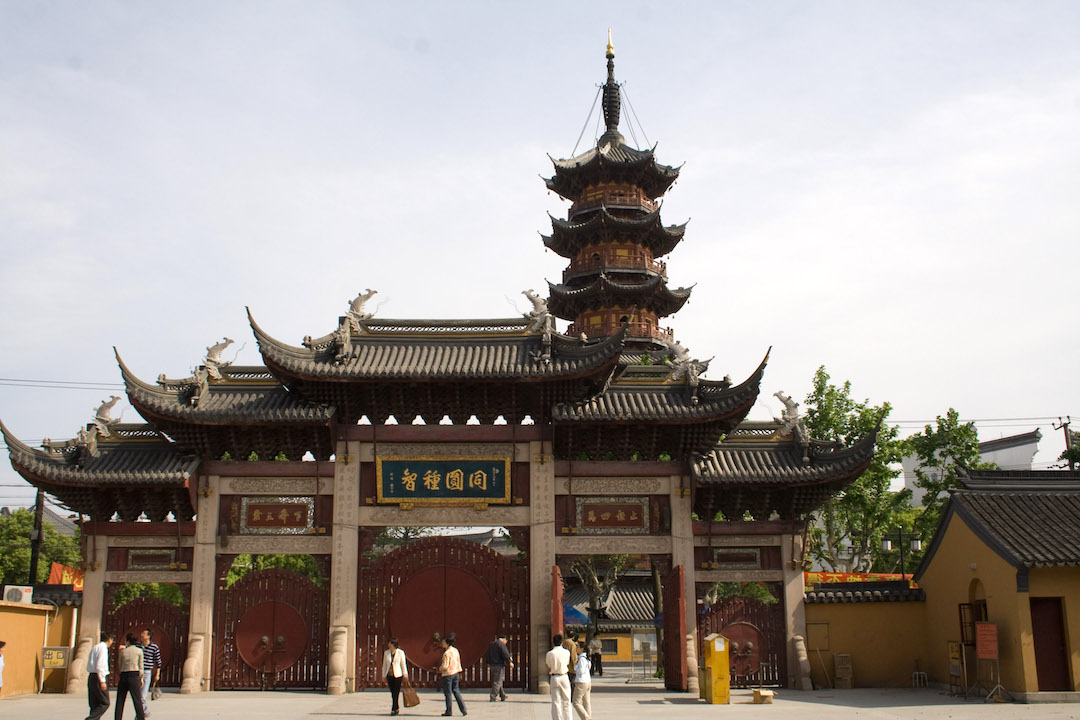 Longhua Temple | Credit: ocean yamaha via flickr
