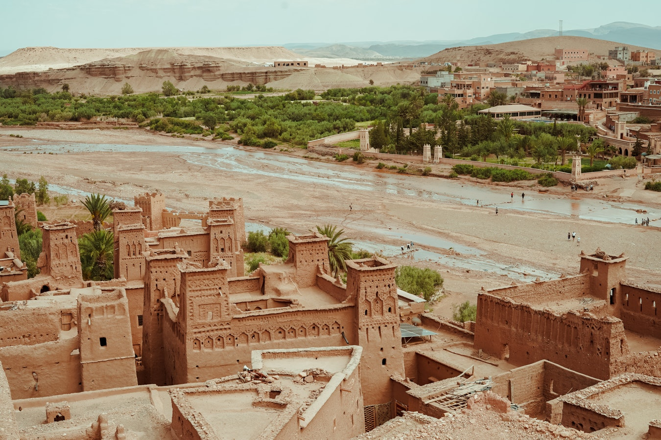 Ait Benhaddou, Game of Thrones, Morcoco