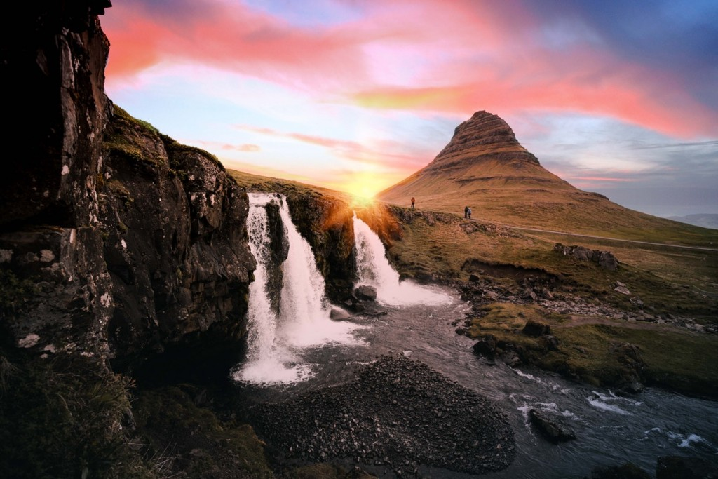 Kirkjufell Mountain, Iceland, Game of Thrones